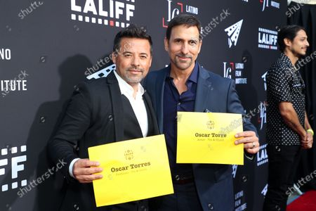 Oscar Torres and Oscar Torre
