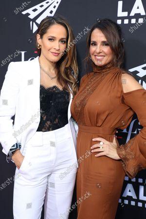 Jaina Lee Ortiz and Jacqueline Obradors