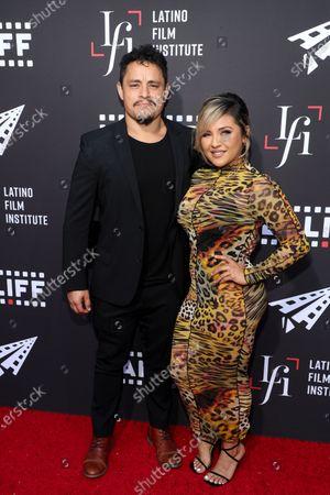 Jesse Garcia and Annie Gonzalez
