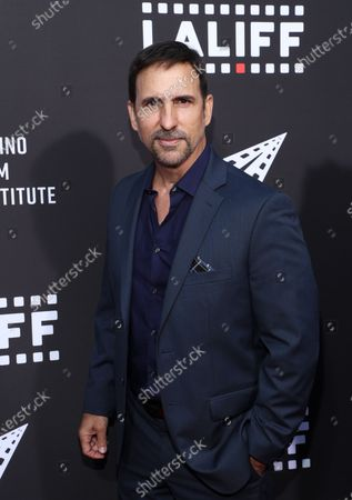 Editorial picture of Los Angeles Latino International Film Festival, Opening Night and Premiere of '7th & Union', Arrivals, California, USA - 02 Jun 2021