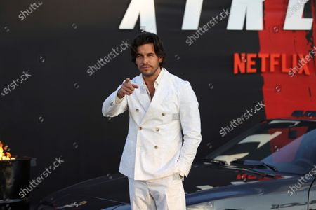 Editorial image of Presentation of the film Xtremo in Madrid, Spain - 02 Jun 2021