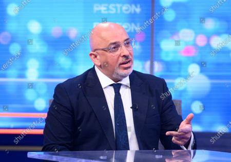 Nadhim Zahawi MP - Vaccines Minister