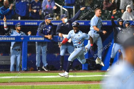 Editorial photo of Marlins Blue Jays Baseball, Buffalo, United States - 02 Jun 2021