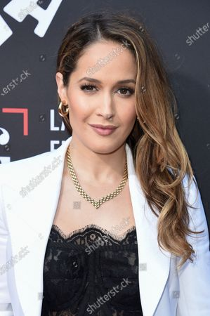 """Jaina Lee Ortiz arrives at the world premiere of """"7th & Union"""" during the Los Angeles Latino International Film Festival at the TCL Chinese Theatre on"""