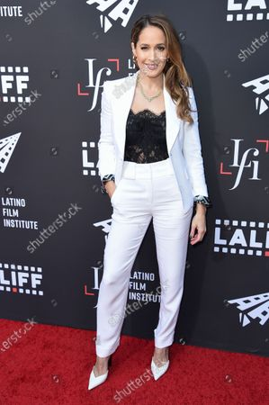 """Editorial photo of 2021 LALIFF - World Premiere of """"7th and Union"""", Los Angeles, United States - 02 Jun 2021"""