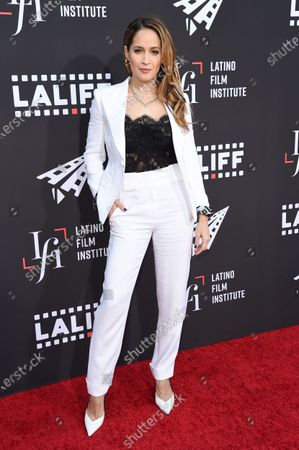 """Editorial picture of 2021 LALIFF - World Premiere of """"7th and Union"""", Los Angeles, United States - 02 Jun 2021"""