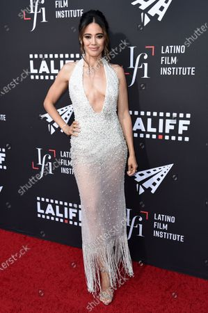 """Edurne Ganem arrives at the world premiere of """"7th & Union"""" during the Los Angeles Latino International Film Festival at the TCL Chinese Theatre on"""