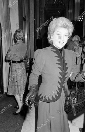 UNITED STATES - DECEMBER 01:  Anne Baxter.