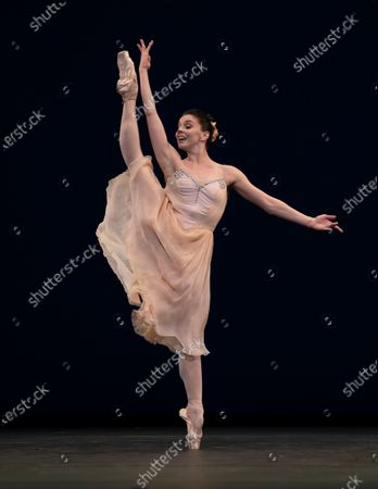 Editorial picture of Tchaikovsky Pas de Deux.  Ballet performed by the Royal ballet at the Royal Opera House, London, UK - 02 Jun 2021