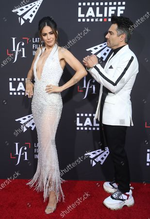 Editorial photo of Los Angeles Latino International Film Festival, Opening Night and Premiere of '7th & Union', Arrivals, California, USA - 02 Jun 2021