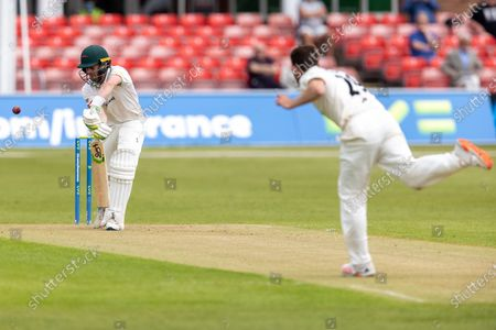 Editorial picture of Leicestershire County Cricket Club v Gloucestershire County Cricket Club, LV= Insurance County Championship - 03 Jun 2021