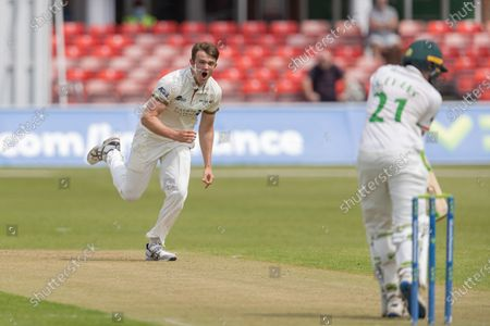 Editorial image of Leicestershire County Cricket Club v Gloucestershire County Cricket Club, LV= Insurance County Championship - 03 Jun 2021