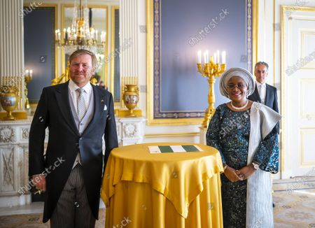 Presentation of the credentials, The Hague