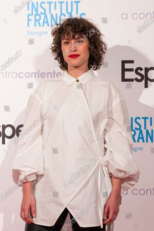 Actress Aida Folch