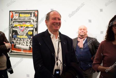 Editorial picture of Ignacio Gomez De Liano exhibition, Madrid, Spain - 03 Feb 2020