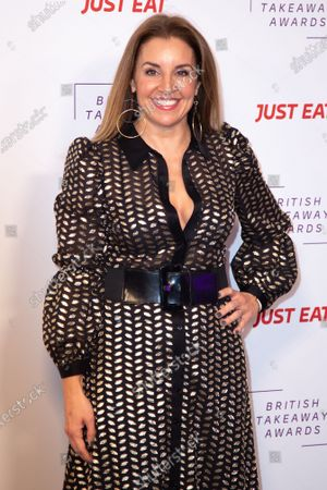 Editorial photo of Fifth Annual British Takeaway Awards In Association With Just Eat, London, UK - 27 Jan 2020