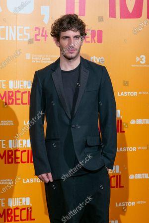 Actor Quim Gutierrez