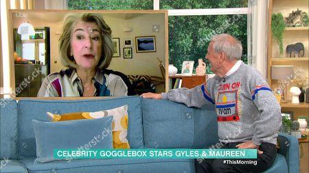 Editorial image of 'This Morning' TV Show, London, UK - 03 Jun 2021