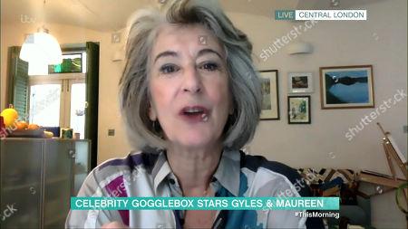 Editorial photo of 'This Morning' TV Show, London, UK - 03 Jun 2021