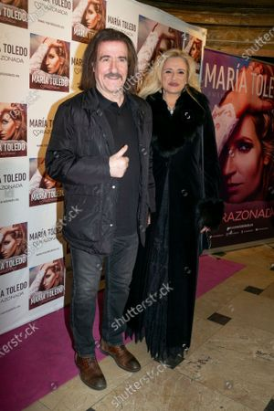 Luis Cobos attends the photocall for Maria Toledo Corazonadas tour in Madrid on 13 January 2020. Spain