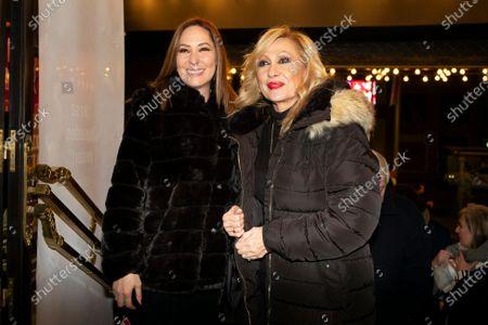 Editorial picture of Maria Toledo in concert, Madrid, Spain - 14 Jan 2020