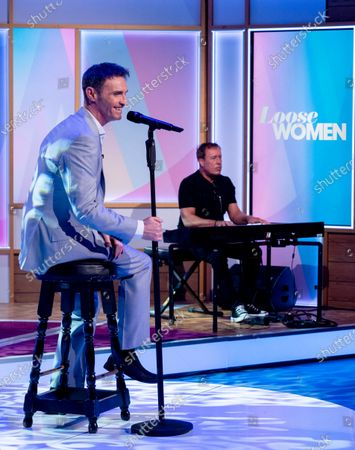 Editorial photo of 'Loose Women' TV show, London, UK - 03 Jun 2021