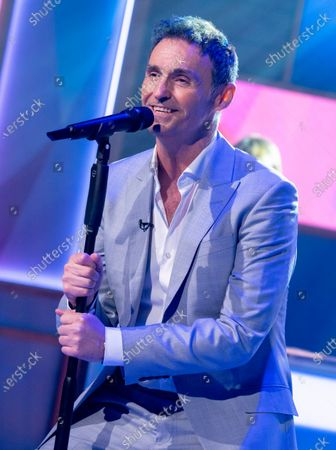 Stock Picture of Marti Pellow