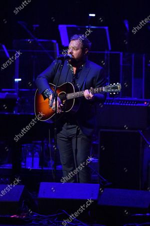 Nathaniel Rateliff performs at the Fifth Annual Love Rocks NYC Benefit Concert Livestream for God's Love We Deliver.
