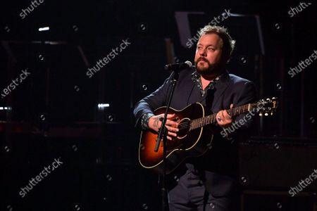 Editorial photo of 5th Annual Love Rocks benefit concert livestream, New York, USA - 03 Jun 2021