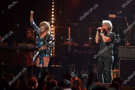 Editorial picture of 5th Annual Love Rocks benefit concert livestream, New York, USA - 03 Jun 2021