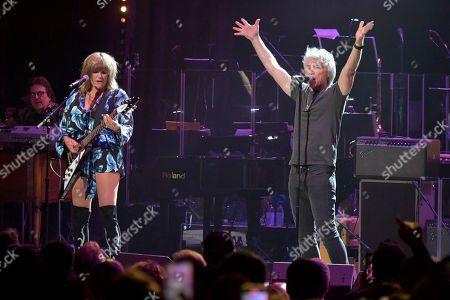 Grace Potter and Jon Bon Jovi