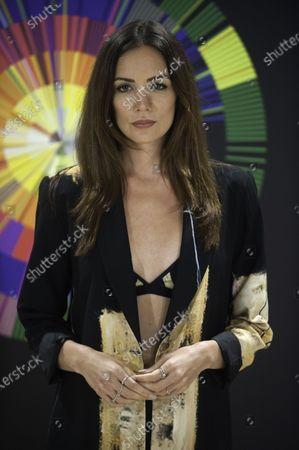 Editorial photo of 'The Cover' photocall, Malaga film festival, Miramar hotel, Malaga, Spain - 03 Jun 2021