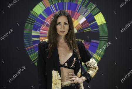 Spanish actress Maria Hervas