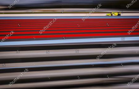 Stock Photo of 14 Julius Adomavicius (LTU), Mateusz Kaprzyk (POL), Mattia Pasini (ITA), Ligier JS P320 - Nissan INTER EUROPOL COMPETITION, action