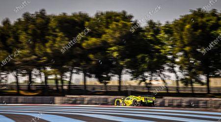 Editorial picture of 4 Hours of Le Castellet, Endurance race, 3rd round of the European Le Mans Series, Le Castellet, France - 03 Jun 2021
