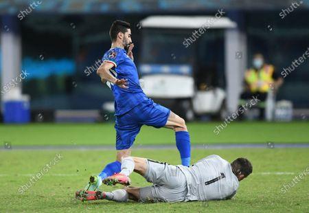 Editorial image of Australia WCup 2022 Soccer, Kuwait, Kuwait - 03 Jun 2021