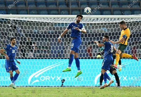Editorial photo of Australia WCup 2022 Soccer, Kuwait, Kuwait - 03 Jun 2021
