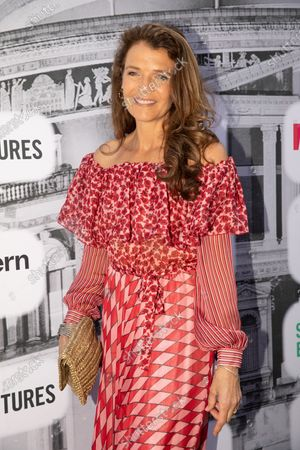 Stock Picture of Annabel Croft attends the event organised by Dame Darcey Bussell the first ever British Ballet Charity Gala
