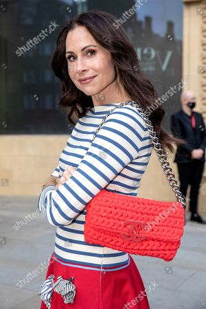 Minnie Driver attends the event organised by Dame Darcey Bussell the first ever British Ballet Charity Gala
