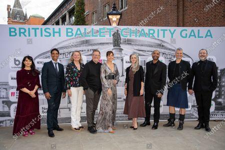 Editorial picture of Inaugural British Ballet Charity Gala, Royal Albert Hall, London, UK - 03 Jun 2021
