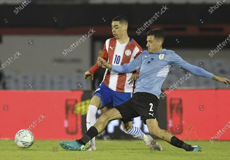 Editorial picture of Paraguay WCup Soccer, Montevideo, Uruguay - 03 Jun 2021