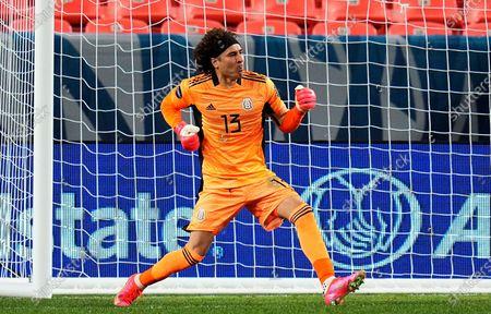 Editorial image of CONCACAF Costa Rica Mexico Soccer, Denver, United States - 03 Jun 2021