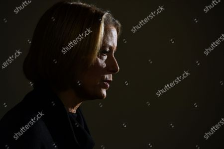 Editorial picture of Shadow Minister for Home Affairs Kristina Keneally gives press conference, Canberra, Australia - 04 Jun 2021