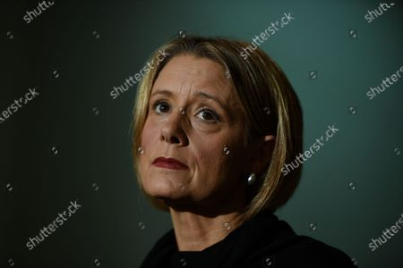 Editorial photo of Shadow Minister for Home Affairs Kristina Keneally gives press conference, Canberra, Australia - 04 Jun 2021