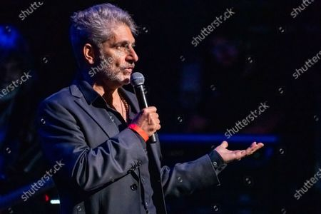 Stock Photo of Michael Imperioli appears onstage at the fifth annual Love Rocks NYC concert to benefit God's Love We Deliver at the Beacon Theatre, in New York