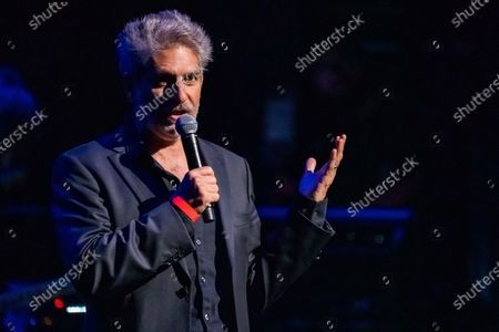 Michael Imperioli appears onstage at the fifth annual Love Rocks NYC concert to benefit God's Love We Deliver at the Beacon Theatre, in New York