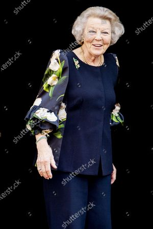 Princess Beatrix of the Netherlands will present the Silver Carnations of the Prince Bernhard Cultuurfonds on Friday morning, 4 June, in the Royal Palace Amsterdam.