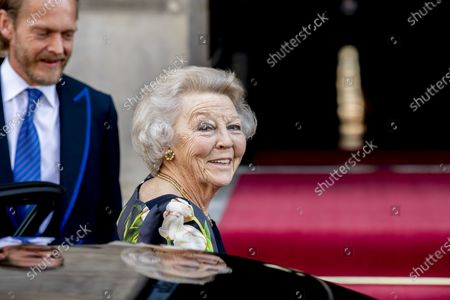 Editorial picture of Silver Carnations Awards, Amsterdam, The Netherlands - 04 Jun 2021