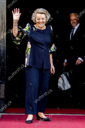 Editorial photo of Silver Carnations Awards, Amsterdam, The Netherlands - 04 Jun 2021