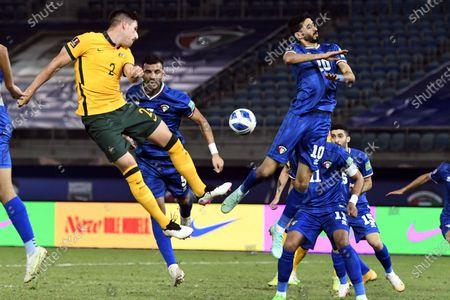 Editorial picture of Kuwait Kuwait City 2022 Fifa World Cup Qualifier Australia vs Kuwait - 03 Jun 2021